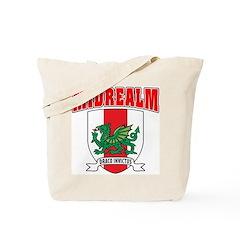 Midrealm Collegiate Tote Bag