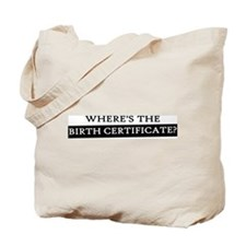 Where is it? Tote Bag