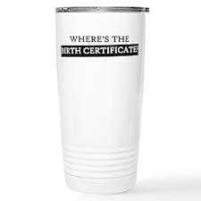 Where is it? Travel Mug