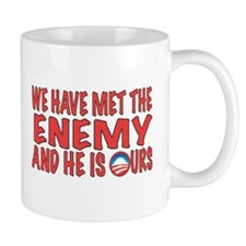 WE HAVE MET THE ENEMY Mug