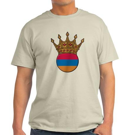 King Of Armenia Light T-Shirt