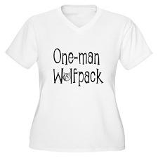 Cute Wolfpack hangover T-Shirt