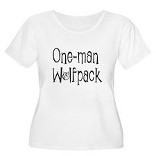 Cute Wolf pack hangover T-Shirt