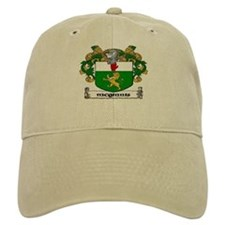 McGinnis Coat of Arms Baseball Baseball Cap