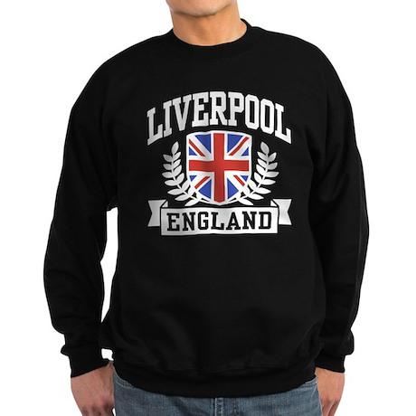 Liverpool England Sweatshirt (dark)