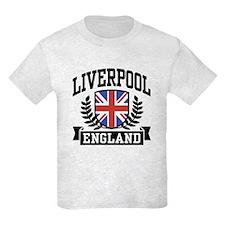Liverpool England T-Shirt