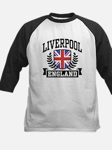 Liverpool England Tee