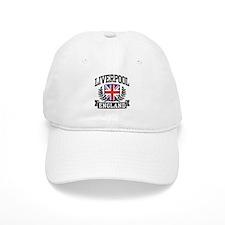 Liverpool England Baseball Cap