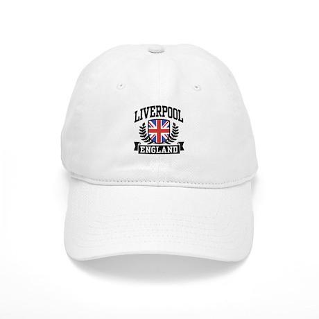 Liverpool England Cap