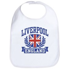 Liverpool England Bib