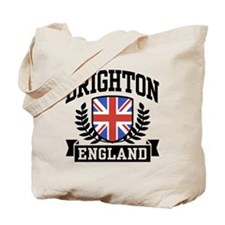 Brighton England Tote Bag