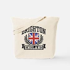 Brighton England Tote Bag
