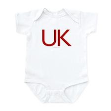 UK (Red) - Infant Creeper