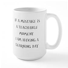 LearningDayMug Mugs