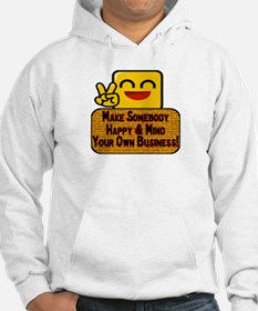 Mind Your Business Hoodie