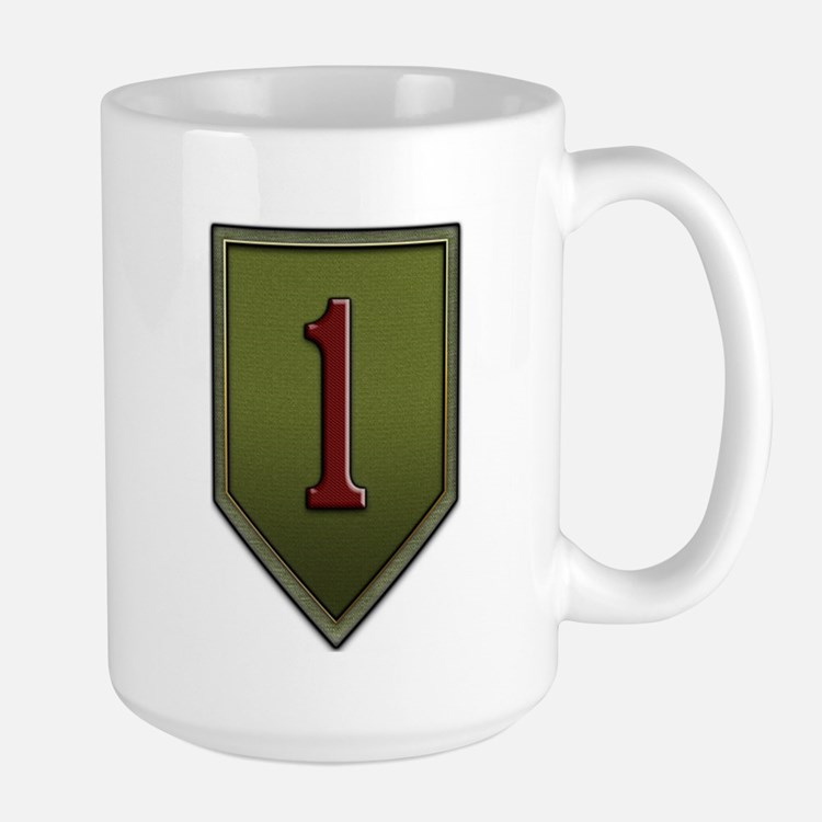 Big Red One MugMugs