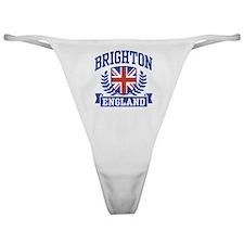 Brighton England Classic Thong