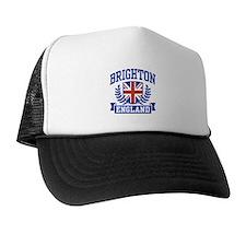 Brighton England Trucker Hat