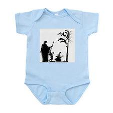 Roman Life Sculpture t-shirt Infant Creeper