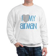 I Love My Airman Jumper