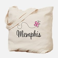 Cute Memphis Tote Bag