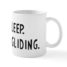 Eat, Sleep, Go Hang gliding Mug