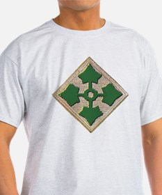 Fourth Infantry Div. T-Shirt
