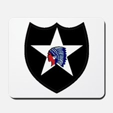 2nd Infantry Division Mousepad