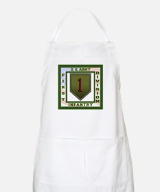 Big Red One Apron