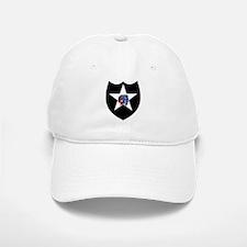 2nd Infantry Division Baseball Baseball Cap