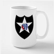 2nd Infantry Division Mug