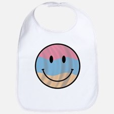 Smiley Armenia Bib
