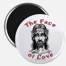 """""""The Face of Love"""" Magnet"""