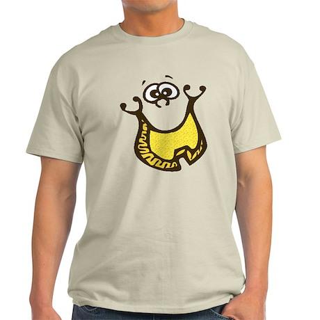 Pumpkin Face Light T-Shirt