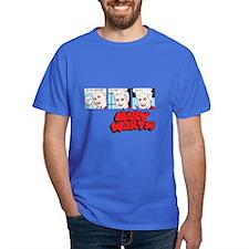 Mary Comic Panels T-Shirt