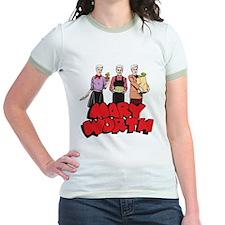 Three Marys Jr. Ringer T-Shirt