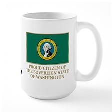 Washington Proud Citizen Mug