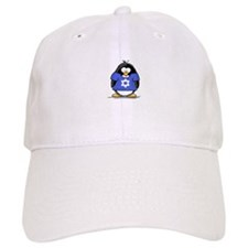 Star of David Penguin Baseball Cap