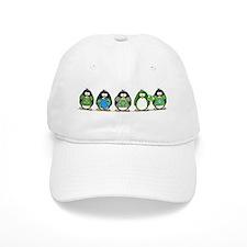 Eco-friendly Penguins Baseball Cap