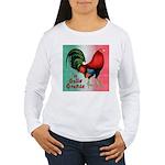 El Gallo Grande Women's Long Sleeve T-Shirt