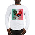 El Gallo Grande Long Sleeve T-Shirt
