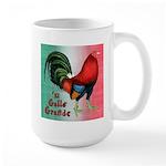 El Gallo Grande Large Mug