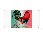 El Gallo Grande Banner