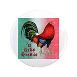 "El Gallo Grande 3.5"" Button (100 pack)"