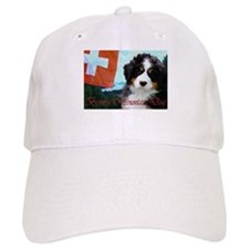 Bernese Mountain Dog Baseball Cap