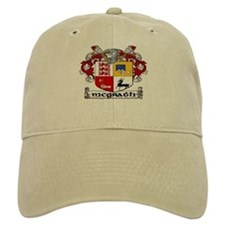 McGrath Coat of Arms Baseball Baseball Cap
