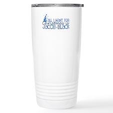 All I want for Christmas ... Travel Mug