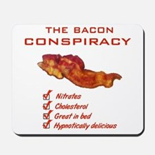 Funny Bacon Mousepad