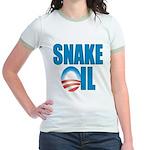 Snake Oil Jr. Ringer T-Shirt