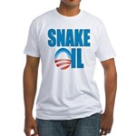 Snake Oil Fitted T-Shirt